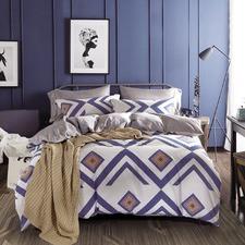 Modello Cotton Quilt Cover Set