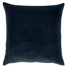 Slate Luxury Velvet Cushion