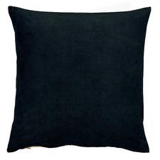 Black Luxury Velvet Cushion
