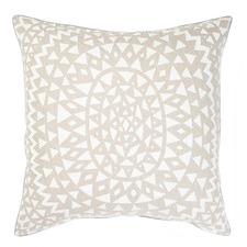 Marshmallow Inca Euro Pillowcase