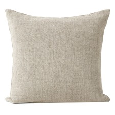Vintage Wash Linen Cushion