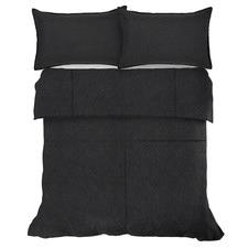 Denim Cotton Euro Pillowcase