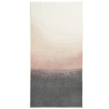 Blush Eclipse Cotton Bath Sheet