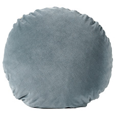 Luxury Cotton & Linen Round Cushion