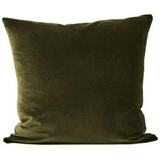 Luxury Velvet Square Cushion