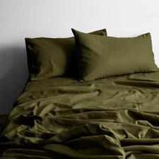 Maison Vintage Cotton-Blend Sheet Set