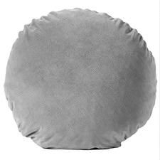 Luxury Velvet 45cm Round Cushion