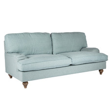 Sea Mist Jasmine 2.5 Seater Linen Sofa