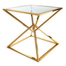 Bronze Xanadu End Table
