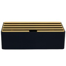 Alldock Black Base & Gold Top Medium