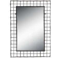 Jali Industrial Mirror