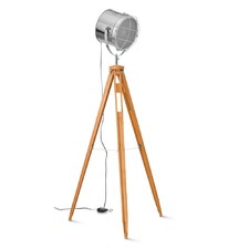Tripod Survey Search Light Floor Lamp
