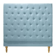 Teal Harper Chesterfield Bedhead