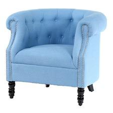 Duck Egg Blue Esther Tub Chair