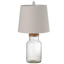Ellis Fillable Jar Table Lamp