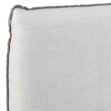 Linen Slipcover for Noosa Queen Bedhead