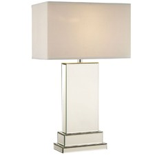 Lydia Mirror Tower Table Lamp