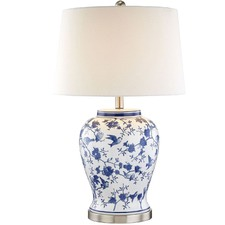 Tessa Bird Ceramic Table Lamp