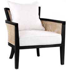 Panama Rattan Club Chair