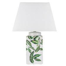 Green Leaf Eden Ceramic Table Lamp