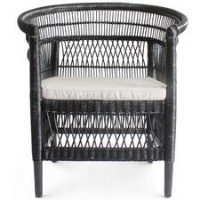 Malawi Rattan Club Chair