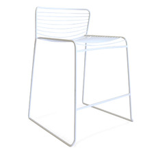 60cm Gallery Wire Stackable Outdoor Counter Stools (Set of 2)