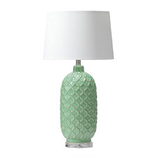Mint Blue Arianne Table Lamp