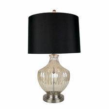 Sadler Glass Table Lamp