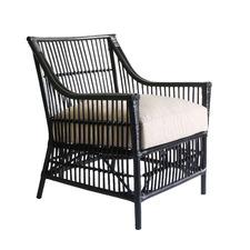 Mojave Rattan Lounge Chair