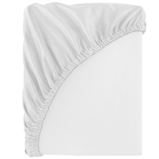 French Seamed Cotton Fitted Sheet