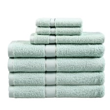 Forest 7 Piece Egyptian Cotton Towel Set