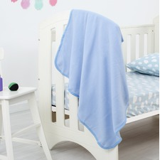 Blue Polar Polyester Fleece Throw
