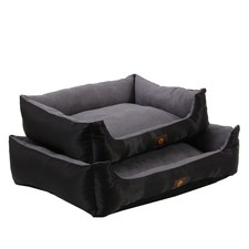 Charlie's Dog Bed Black & Grey