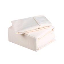Cream Egyptian Cotton Flannelette Sheet Set