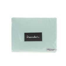 Plain Dyed Microfibre Fitted Sheet
