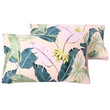 Sierra Cotton Sateen Standard Pillowcase Set (Set of 2)