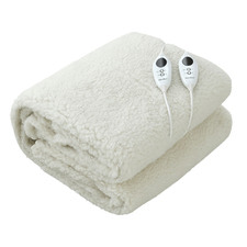 Fleece Top 350GSM Electric Under Blanket