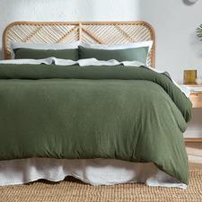 Eden Cotton Jersey Quilt Cover Set