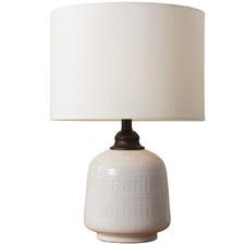Antique Bronze Evie Ceramic Table Lamp