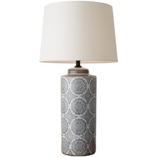 Tall Adeline Porcelain Table Lamp