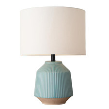Turquoise Stevie Table Lamp