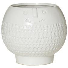 Nelli Ceramic Pot (Set of 2)