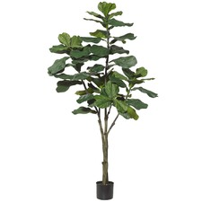 Faux Smoke Trees (Set of 2)
