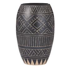 Sioux Ceramic Vases (Set of 2)