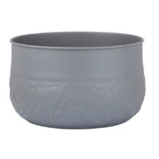 Japonica Iron Planter Pots (Set of 2)