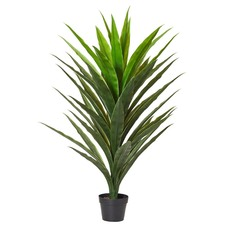 Jumbo Potted Faux Yucca Plants (Set of 2)