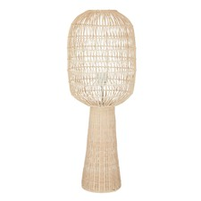 Cottesloe Rattan Table Lamps (Set of 2)