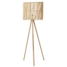 Shoreham Bamboo Floor Lamp