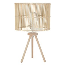 Shoreham Bamboo Table Lamps (Set of 2)
