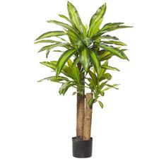 110cm Potted Faux Happy Plant